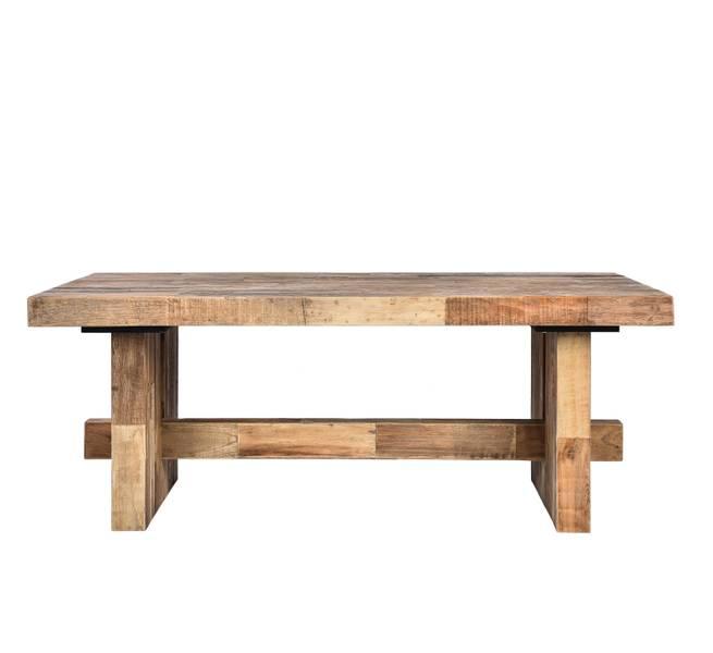 Elmwood sofabord (130x70)